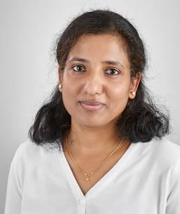 Vineetha Muthedan Allgemeinmedizin